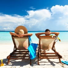 couple-relaxing-on-the-beach